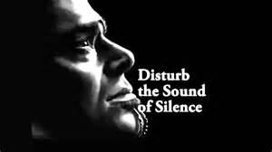 Sound of silence disturbed lyrics youtube