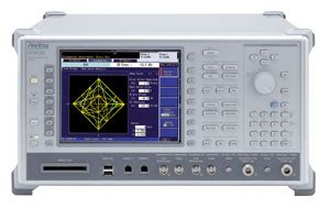 Maury Tunik Set radio communication analyzer mt8820c