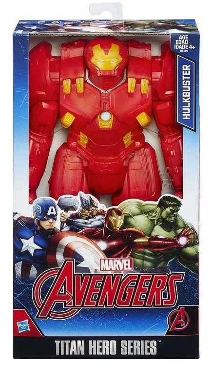 marvel titan hero series marvel avengers titan hero series hulkbuster 12 action