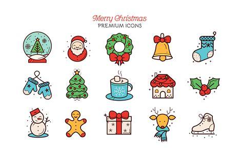 Chrismast Ikon merry icons decore