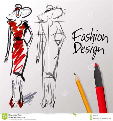 design clothes free fashion cliparts