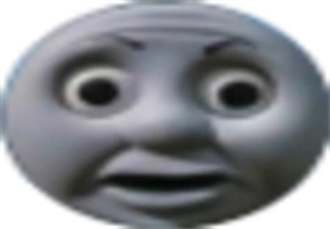 Thomas The Tank Engine Face Meme - thomas o face know your meme