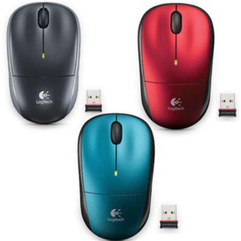 100 Original Logitech Mk215 Wireless Keyboard And Mouse Combo logitech 2 4ghz wireless mouse m215 nano receiver three