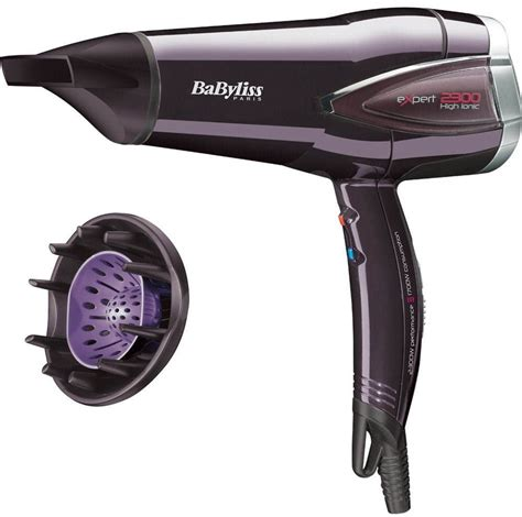 Babyliss Hair Dryer Accessories babyliss d361e hair dryer alzashop