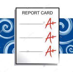 progress report card template sle progress report card template 11 free documents
