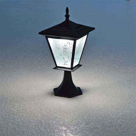 Pillar Or Column Mount Solar Lights Galaxy Solar Solar Lights For Pillars