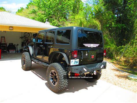 2013 Jeep Wrangler 4 Door 2013 Jeep Wrangler Unlimited Sport Sport Utility 4 Door
