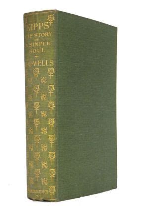 0006155936 kipps the story of a h g wells first editions