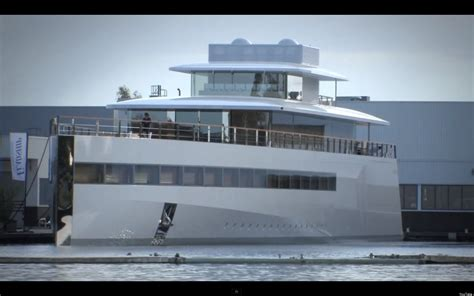 sailing boat jobs steve jobs yacht venus finished a year after his death