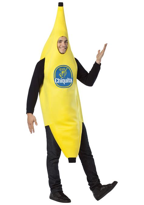 banana costume chiquita banana costume