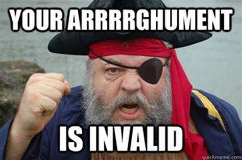 Pirate Memes - the 20 awesomest memes for international talk like a