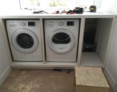 tafel wasmachine ikea wasmachine ombouw badkamer pinterest zolder kleine