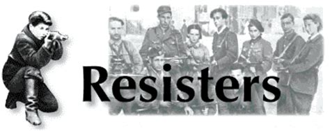 resistors of the holocaust a s guide to the holocaust resisters