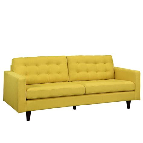 contemporary tufted sofa empress contemporary button tufted upholstered sofa