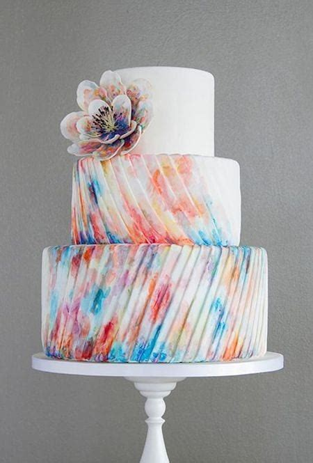 Unique Wedding Cake Inspirations   The Yes Girls