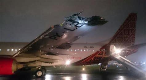 batik air ada di terminal berapa dirut lion air pilot batik air sudah sesuai prosedur
