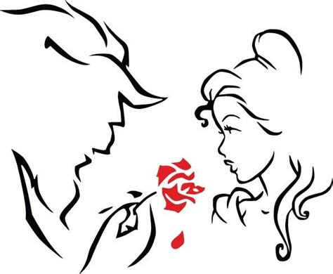 beauty and the beast tattoo designs my nxt random and the