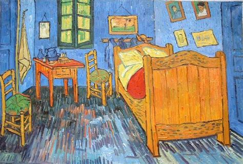 van gogh bedroom painting rodrigo mw inspirations