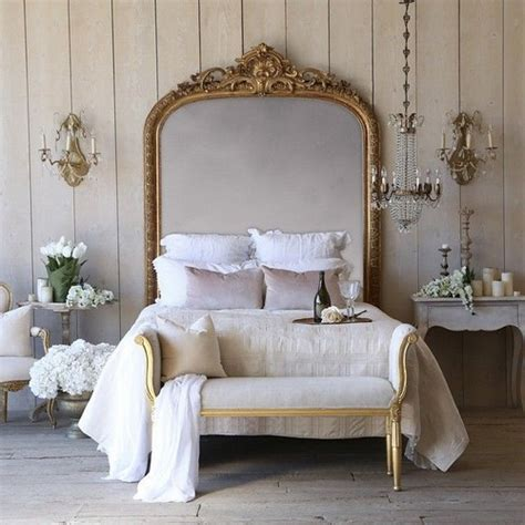 mirror as headboard 20 bedrooms with french headboards messagenote