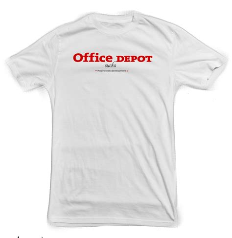 Office Depot Hours Fort Wayne Office Depot T Shirt