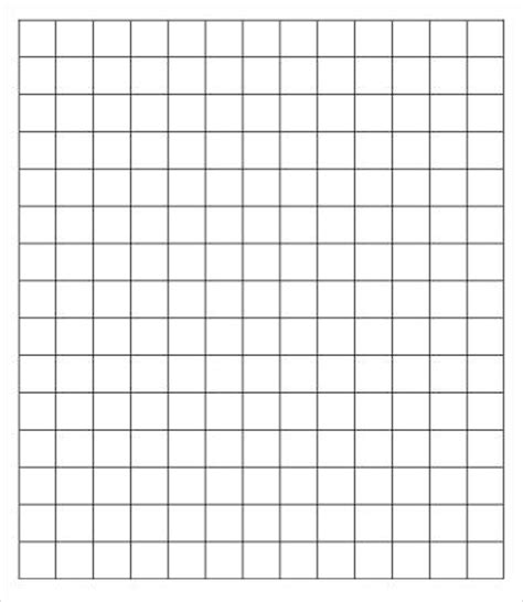Printable Large Graph Paper Pdf | large graph paper template 9 free pdf documents