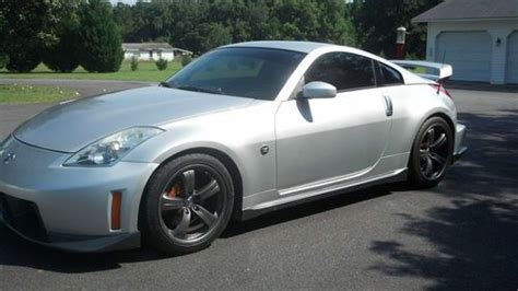 where to buy car manuals 2007 nissan 350z electronic valve timing buy used 2007 nissan 350z nismo coupe 2 door 3 5l in lincolnton georgia united states