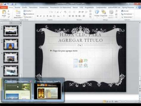 tutorial de powerpoint 2010 tutorial de microsoft powerpoint 2010 youtube