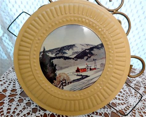 Fireplace Cover Plate by Vintage Fireplace Stove Pipe Cover Flue Cover By