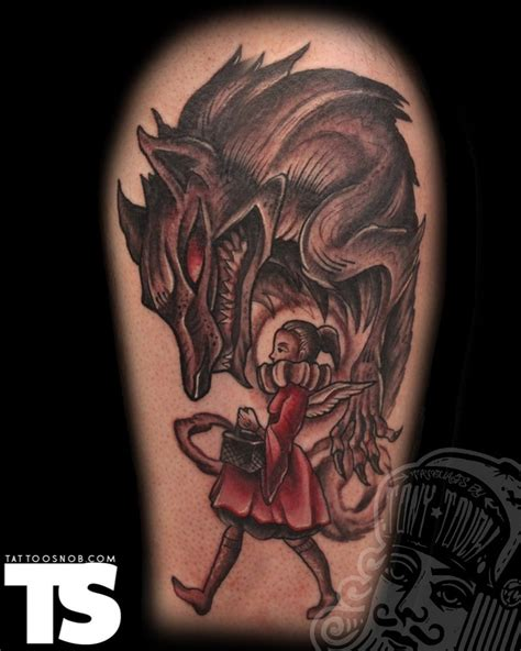 red riding hood tattoo 25 best mandalorian tattoos images on