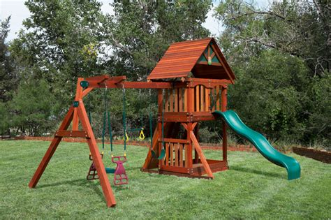 wood swing set corpus christi wooden swing sets at discounted prices