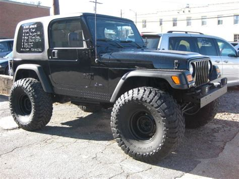 35 Jeep Tires Jeep With 35 Inch Tires Images