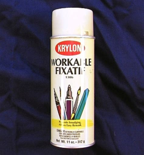 Anti Smudge Spray For Drawings