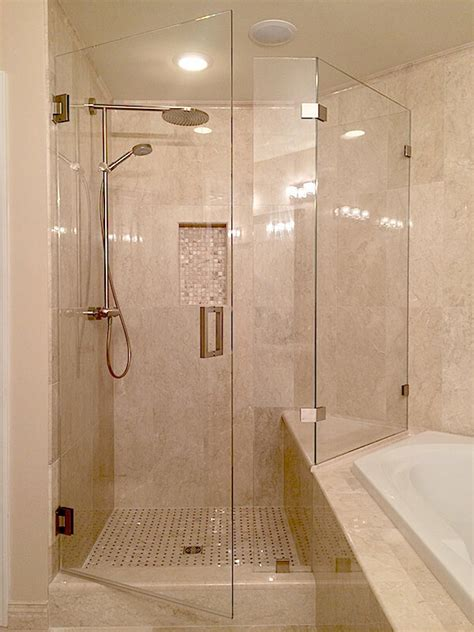 neo shower door frameless neo angle shower enclosures