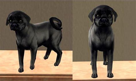 sims 3 pets pug mod the sims 4 pugs