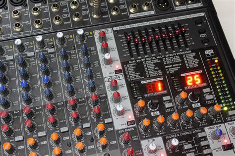 Mixer Behringer Sx2442fx behringer eurodesk sx2442fx image 870011 audiofanzine