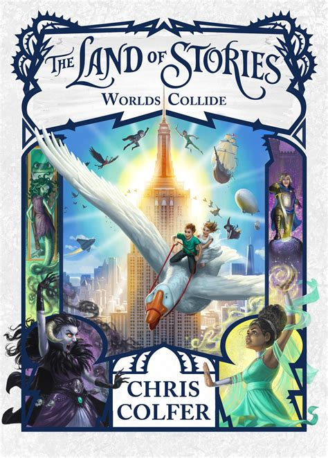 The Land Of the land of stories by chris colfer