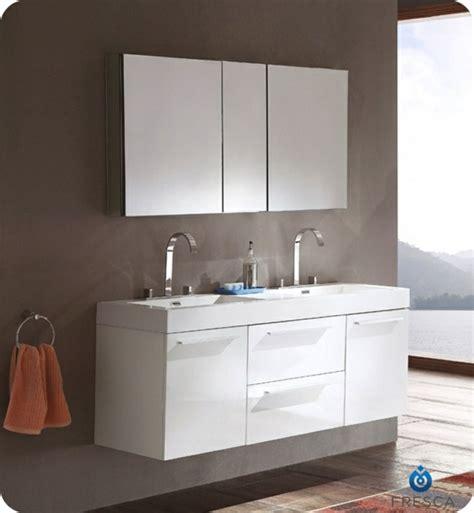Cabinet Miror 30x50x15 Cm Elegan l am 233 nagement salle de bain avec la gamme fresca