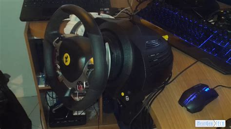 volante tx racing wheel 458 italia edition tx racing wheel 458 italia edition recensione