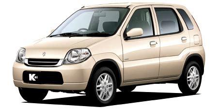 Suzuki Kei Specification Suzuki Kei B Turbo Catalog Reviews Pics Specs And