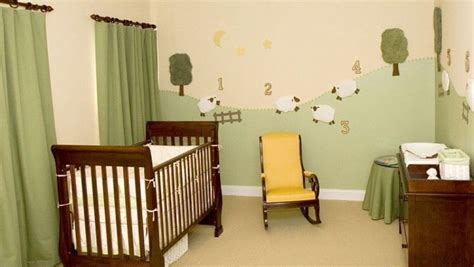 When To Decorate Nursery And Diy Sheep To Decorate Nursery Walls Kidsomania