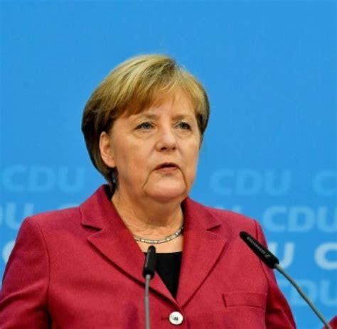 angela merkel seit wann bundeskanzlerin koalitionen merkel wendet sich klar gegen