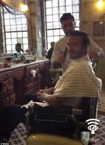 haircut lamar austin david bekcham gives fans rare insight into grooming