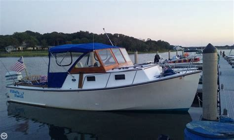 used downeast fishing boats for sale 1985 used seaway 26 northstar downeast fishing boat for