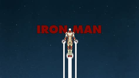 iron man artwork desktop pc mac wallpaper