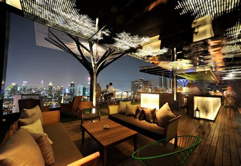 roof top bar in bangkok soho hospitality above eleven rooftop bar restaurant