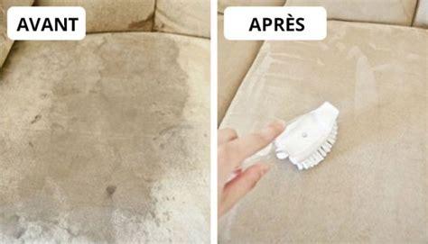 nettoyage si鑒e auto tissu nettoyage canape tissu microfibre daiit com