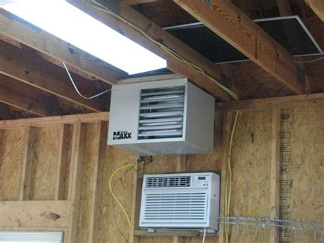 How Big Of A Garage Heater Do I Need by The Best Garage Heater Reviews And Buying Guide Innovate Car
