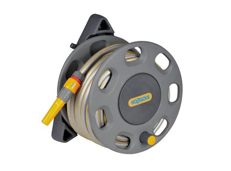 garden hose reel wall mount hose a matic wall mount hose reel holds 66ft x 58in hose
