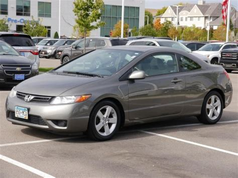 honda civic for sale mn 2007 honda civic coupe in minnesota for sale used cars on