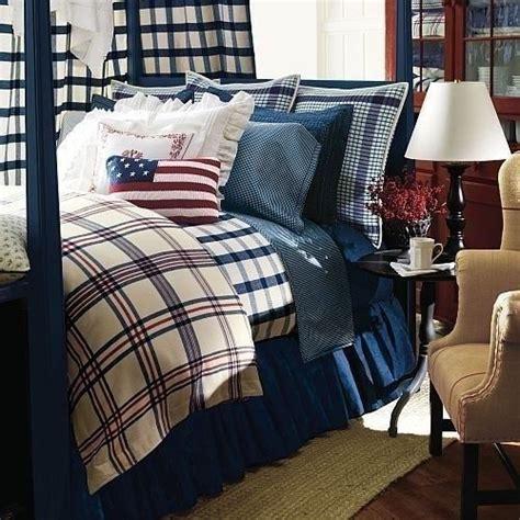 ralph lauren plaid bedding ralph lauren talmadge hill plaid 7p queen comforter set